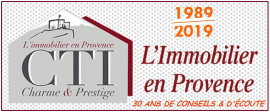 Real estate agency CTI PROVENCE in Vaison-la-Romaine