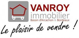 Real estate agency Vanroy Immobilier in Bordeaux