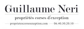 Agence immobilière GUILLAUME NERI PROPRIETES CORSES D'EXCEPTION à Porticcio