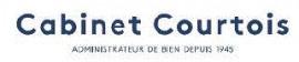 Agence immobilière CABINET COURTOIS - ETUDE DUQUESNE à Paris 7ème