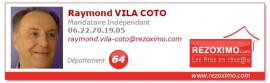 VILA COTO Raymond - REZOXIMO