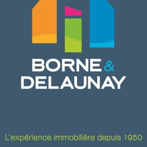 Agence immobilière BORNE ET DELAUNAY à Nice