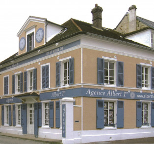 Agence immobilière AGENCE ALBERT 1ER à Rueil Malmaison