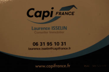 Real estate agency ISSELIN Laurence - Capifrance in Saint Remy de Provence