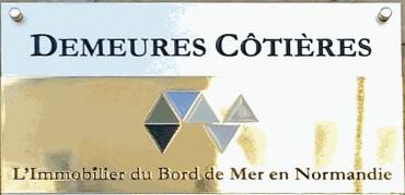 Real estate agency DEMEURES COTIERES in Etretat