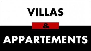 Agence immobilière VILLAS ET APPARTEMENTS à Antibes