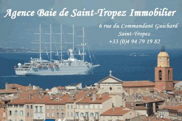 Real estate agency BAIE DE SAINT TROPEZ IMMOBILIER in St Tropez