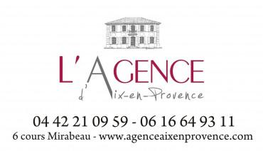 Agence immobilière L'AGENCE D'AIX EN PROVENCE à Aix en Provence