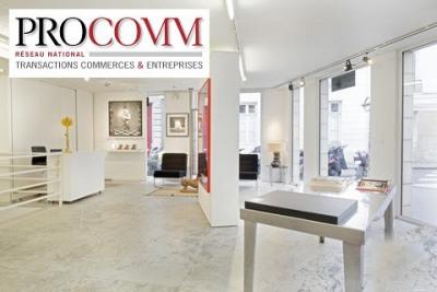 Fonds de Commerce Galerie d'art Paris 3ème