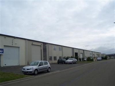 Location Local d'activités / Entrepôt Les Mureaux
