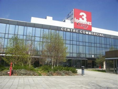 Location Bureau Cergy