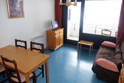Grand appartement 3 pièces 41 m² situé au dernier étage avec Puy Saint Vincent 1600