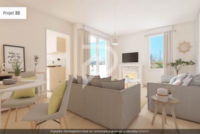 Appartement Toulouse - 3 pièce (s) - 54 m² Toulouse