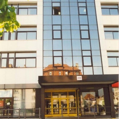 location bureau strasbourg bas rhin 67 728 m r f rence n 14150060l. Black Bedroom Furniture Sets. Home Design Ideas
