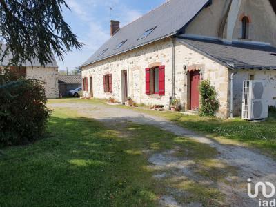 Vente Maison/villa 8 pièces Beaulieu-sur-Layon