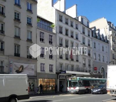 Location Boutique Paris 12ème