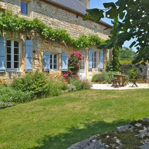 Holiday rentals Gignac - Cottage - 8 persons - BBQ - Photo N° 1