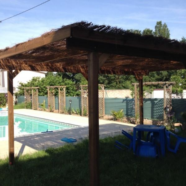 Location vacances Laboutarie -  Gite - 6 personnes - Jardin - Photo N° 1