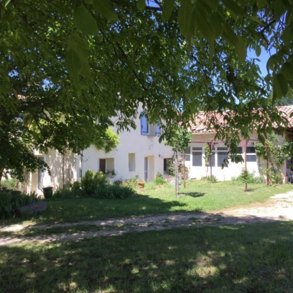 Location vacances Bédoin -  Gite - 5 personnes - Barbecue - Photo N° 1
