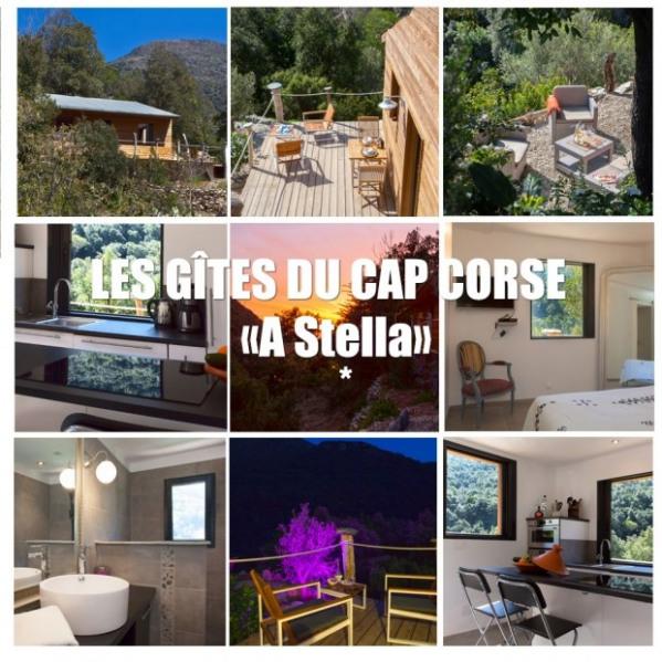 Location vacances Olmeta-di-Capocorso -  Gite - 4 personnes - Barbecue - Photo N° 1