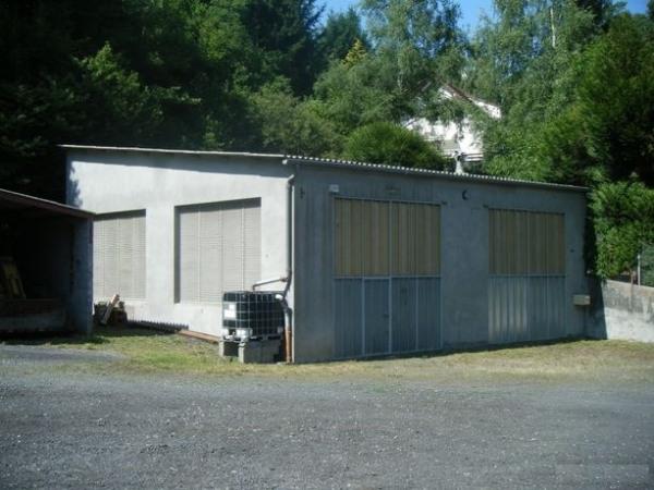 Location Local d'activités / Entrepôt Nohanent
