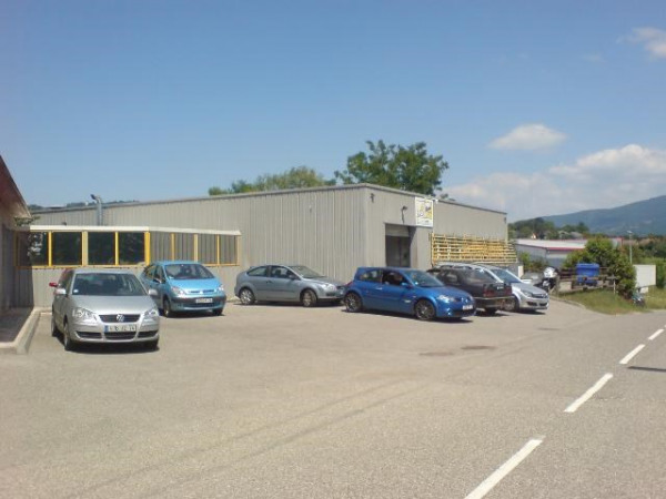 Location Local d'activités / Entrepôt Alby-sur-Chéran