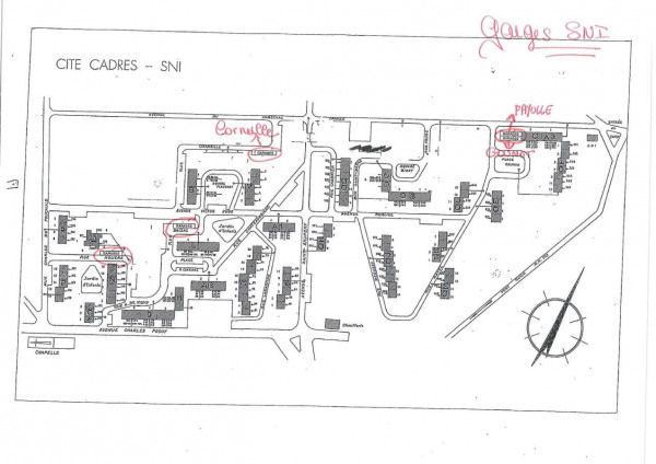 Parking ou garage louer morbihan location parking ou for Location de box ou garage