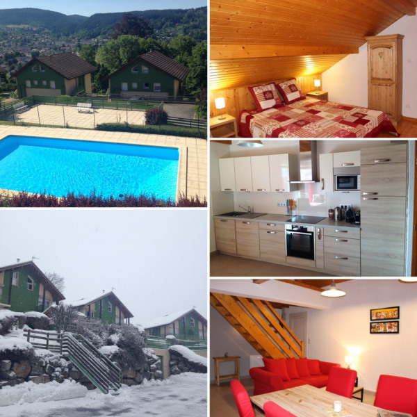 Location vacances Gérardmer -  Appartement - 6 personnes -  - Photo N° 1