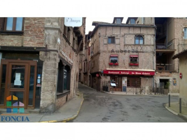 Location Local commercial Cahors 0