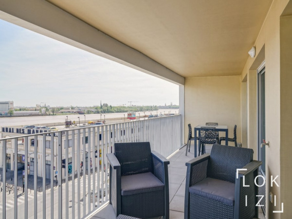Appartement 4 pièces meublé piscine parking Bordeaux Chartrons - Bordeaux (33000)-14