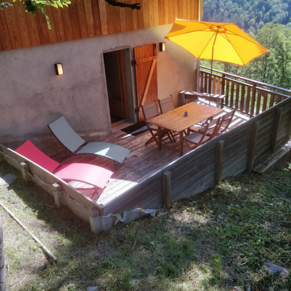 Holiday rentals Valmeinier - House - 8 persons - BBQ - Photo N° 1