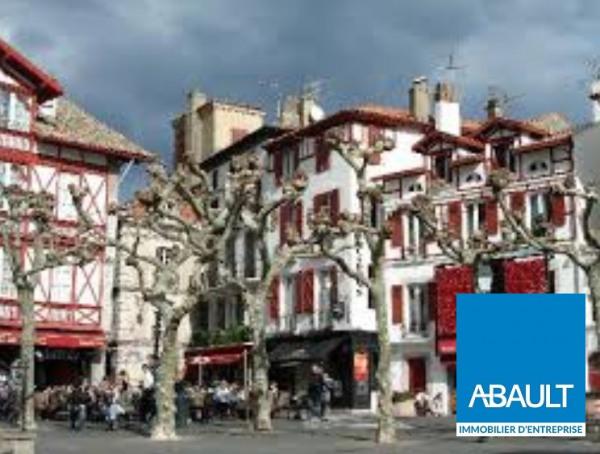 Location Local commercial Saint-Jean-de-Luz