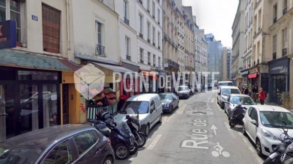 Fonds de Commerce Restaurant Paris 1er