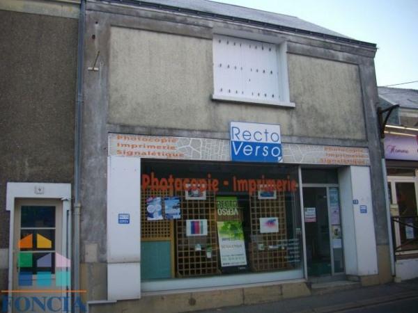Location Local commercial La Pommeraye 0