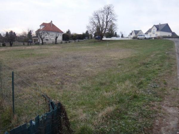 Vente Terrain Amboise