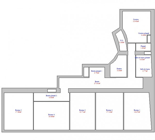 location bureau nice alpes maritimes 06 142 m r f rence n 062x91706. Black Bedroom Furniture Sets. Home Design Ideas