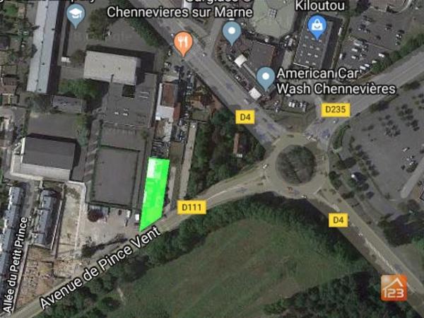 Vente Terrain Ormesson-sur-Marne