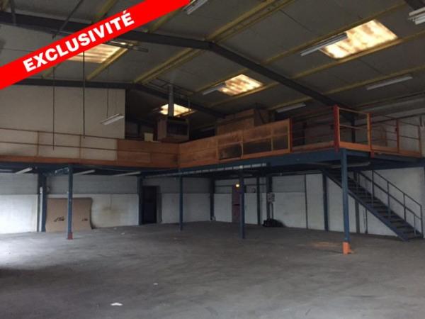 Location Local d'activités / Entrepôt Bourg-en-Bresse
