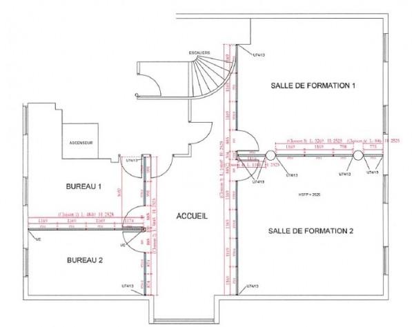 location bureau lyon 3 me part dieu 69003 bureau lyon 3 me part dieu de 165 m ref l l3620anm. Black Bedroom Furniture Sets. Home Design Ideas