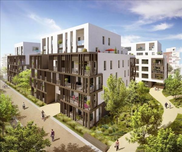 Appartement neuf - Lyon 7ème (69007)-2