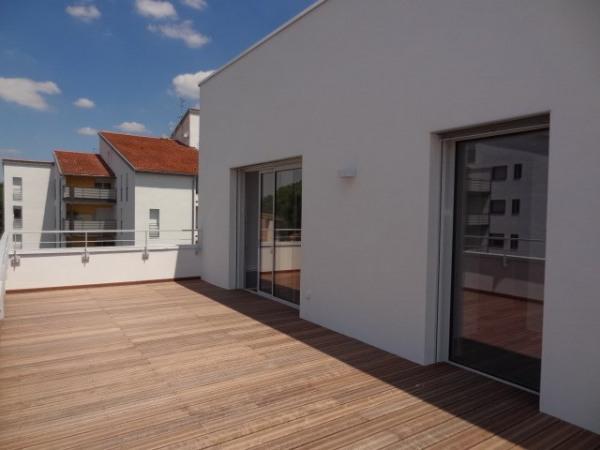 Grand T4 lumineux BBC avec terrasse sur toit, 4 parking sous-sol - Toulouse (31400)-2