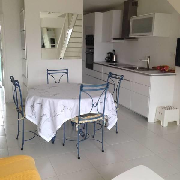 Appartement pour 5 pers. avec piscine, Quiberon