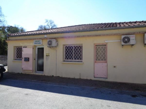 Local professionnel - VEZENOBRES - Vezenobres (30360)-8