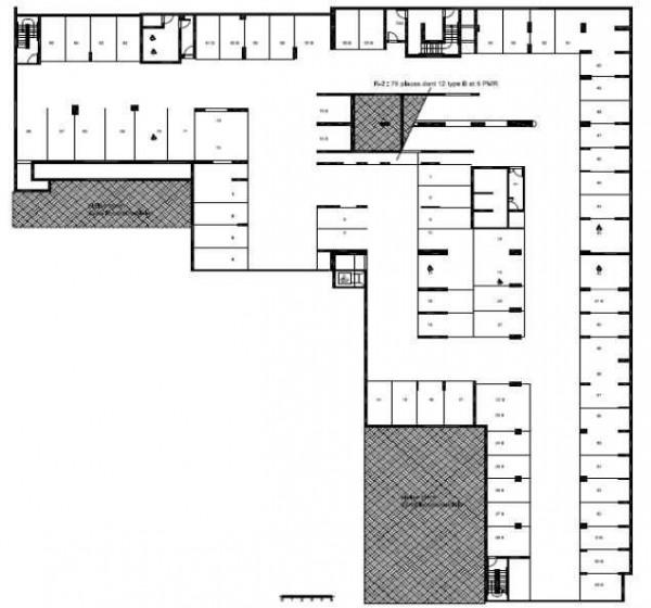 location bureau lyon 3 me part dieu 69003 bureau lyon 3 me part dieu de 652 5 m ref 124708. Black Bedroom Furniture Sets. Home Design Ideas