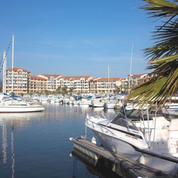 Résidence Mer & Golf Port-Argeles - Côté Port