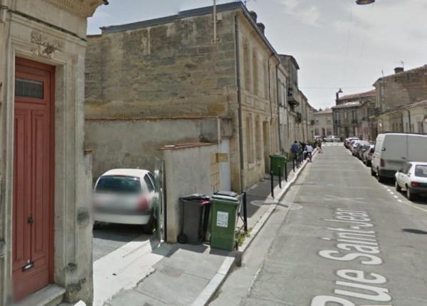 Bordeaux - Gare St Jean - Parking - Bordeaux (33000)-1