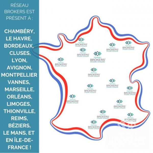 Vente Local d'activités / Entrepôt Marseille 4ème