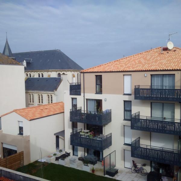 Location vacances Les Sables-d'Olonne -  Appartement - 4 personnes - Chaise longue - Photo N° 1