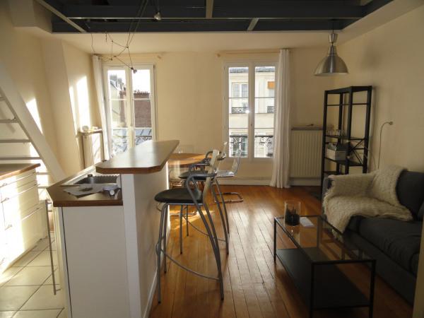 Appartement 3 pièces - Paris 7ème (75007)-1