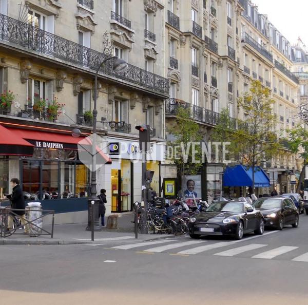 Fonds de Commerce Restaurant Paris 19ème